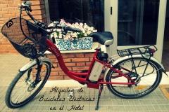 bici electrica Hotel