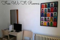 free wifi rooms triple