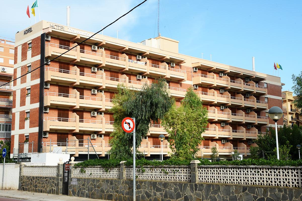 Hotel Tramontana en Benicàssim