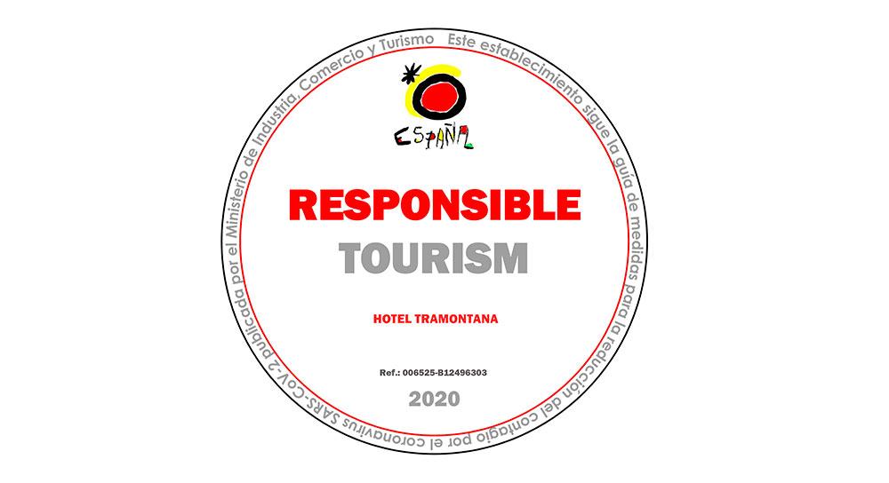 Sello Responsible Tourism